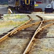 Canadian Railroad Theme — Stock Photo