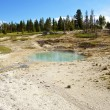 Lakeside Springs Yellowstone — Stock Photo