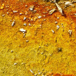 Orange Toxic Soil - Stock Photo