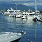Vancouver Harbor — Stock Photo