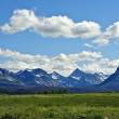 Montana Rocky Mountains — Stock Photo #17627237