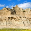 The Badlands N.P. — Stock Photo #17628219