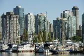 Vancouver, British Columbia — Stock Photo