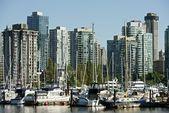 Vancouver, British Columbia — Stock Photo