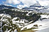 Montana gletsjers — Stockfoto