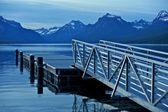 Montana Lake McDonald — Stock Photo