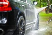 Lavage de voiture — Photo