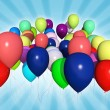 Balloons — Stock Photo #17630413
