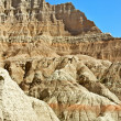Badlands Geology — Stock Photo