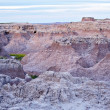 Stock Photo: Badlands Natural Wonder