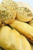 Fresh Breads — Stock Photo