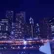 Stock Photo: Skyline Chicago Cityscape