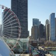 Chicago Navy Pier - Stock Photo