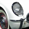 American Oldtimer Closeup — Stock Photo