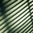 Blinds Wall Shadow - Stok fotoğraf