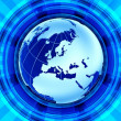 News Global Background - Zdjęcie stockowe