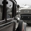 Stock Photo: Vintage Vehicles