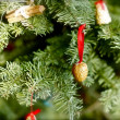 Christmas Tree Ornaments — Stock Photo #17669971