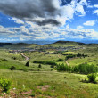 Cripple Creek HDR — Stock Photo