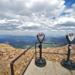 Pikes Peak Binoculars — Stock Photo #17677259