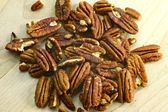 Fresh Pecans — Stock Photo