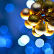 Golden Ornaments — Stock Photo
