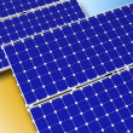 Solar Technology — Stock Photo