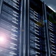 Modern Data Center — Stock Photo #18189239