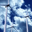 Wind Turbines — Stock Photo #18189369