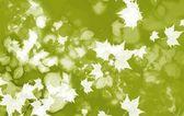 Green Fall — Stock Photo