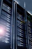 Centro de dados moderna — Foto Stock