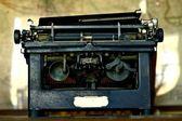 Vintage daktilo — Stok fotoğraf