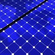 Royalty-Free Stock Photo: Solar Panels Background