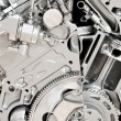 Stock Photo: Vehicle Engine