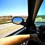 Driving Thru Summer — Stock Photo #18220975