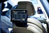 Back Seat Car Display — Stock Photo