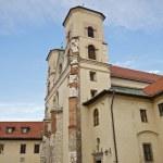 ������, ������: The Benedictine Abbey