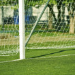 Football Goal — Stock Photo #18234245