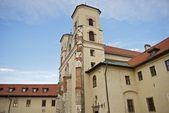 The Benedictine Abbey — Stock Photo