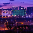Las vegas - vages strip — Stockfoto