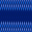Blue Art Pattern — Stock Photo