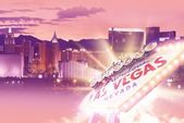 Shiny Las Vegas — Stock Photo