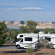 RVing in Arizona — Stock Photo