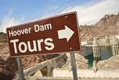 Hoover Dam Tours — Stock Photo