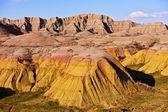 Badlands Landscape — Stock Photo