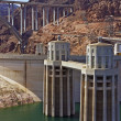 Stock Photo: Hoover Dam Nevada
