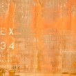 Orange Rusty Background — Stock Photo #27410265