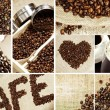 Coffee Mosaic — Stock Photo #27410561
