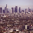Los Angeles Cityscape — Stock Photo