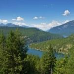 North Cascades Mountains — Stock Photo #27411593